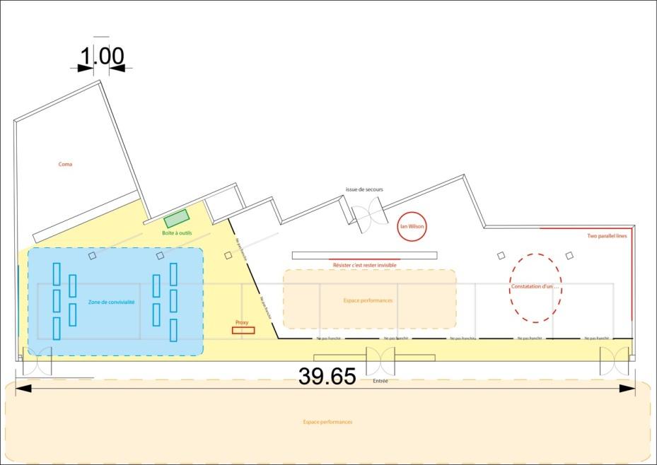 Plan expo Metz